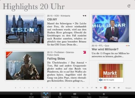 ON AIR 2.5 iPad Highlights 1