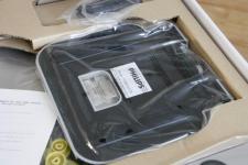 Philips Homerun FC9910 Staubsauger-Roboter Unboxing 3