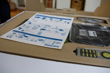 Philips Homerun FC9910 Staubsauger-Unboxing