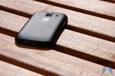 Huawei Ascend Y200 Rückseite