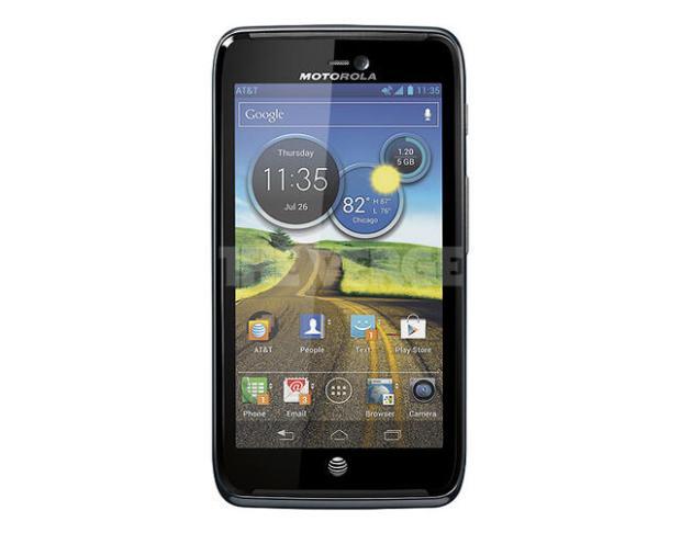 Motorola Dinara Atrix 3