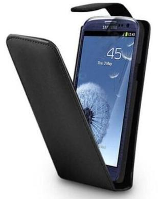 Kobert Goods Leder Flip Case Samsung Galaxy S3 (5)
