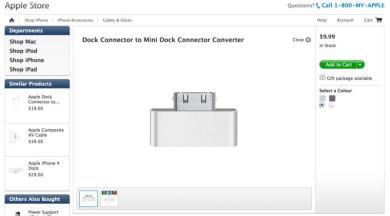 Mini-Dock-Anschluss leak (3)