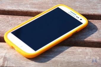 Tridea Samsung GalaxyS3 BEETLE Bumper Case Black IMG_8150