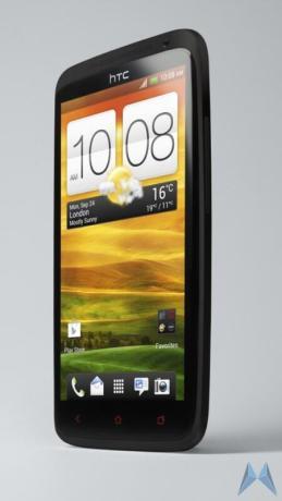 HTC One X+ LEFT-Black 4