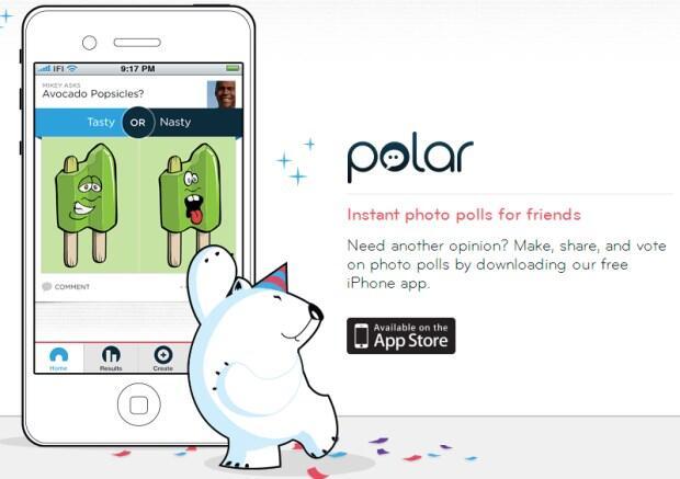 polar iphone