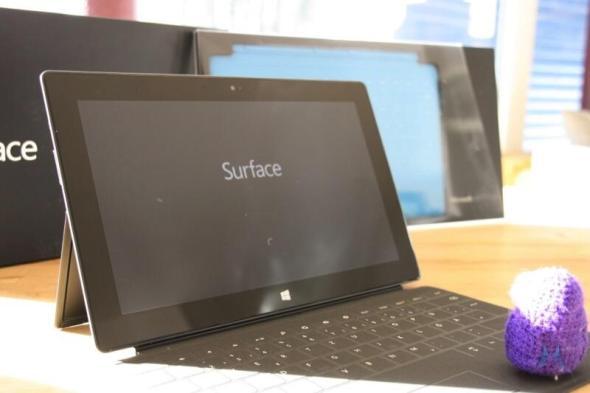 Microsoft Surface IMG_8459