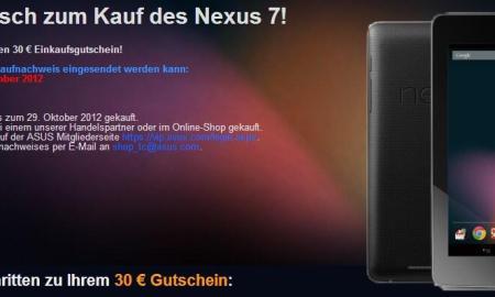 nexus 7 gutschein asus header