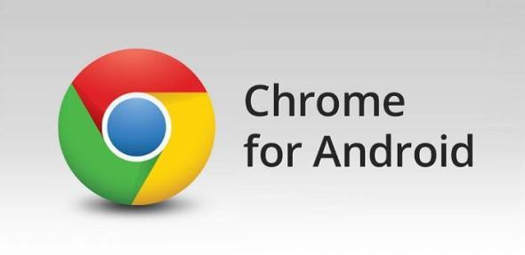 chrome android header