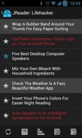 JReader für Android (4)