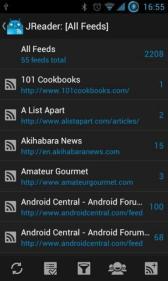 JReader für Android (5)