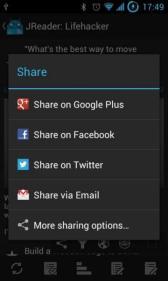 JReader für Android (7)
