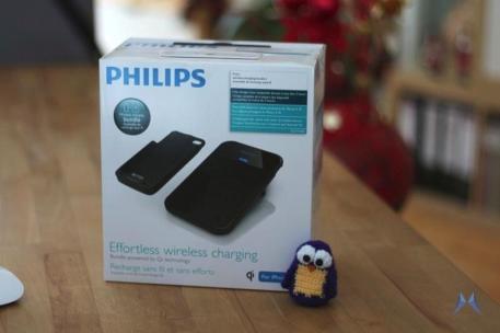 Philips DLP7210b QI Induktionsladegerät IMG_0187