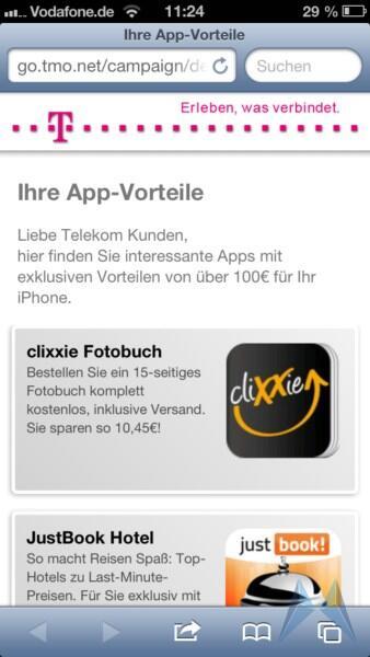 telekom app vorteile android ios