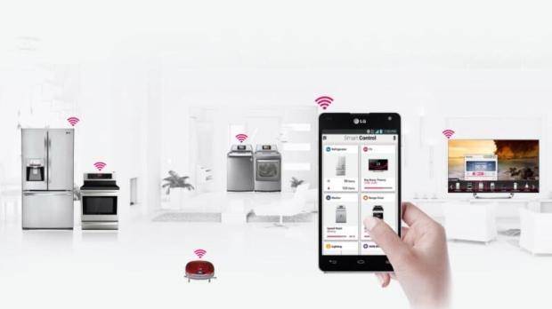 Bild LG Smart Home Service 1