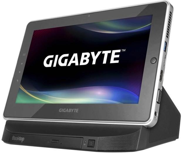 Gigabyte S1082 mit Dock