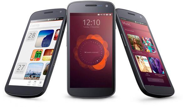 Ubuntu Phone erscheint Anfang 2015