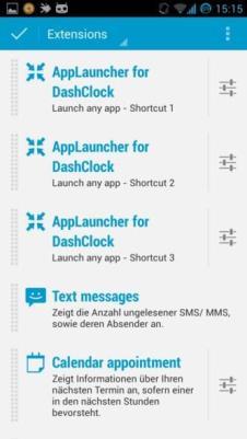 AppLauncher for DashClock (3)