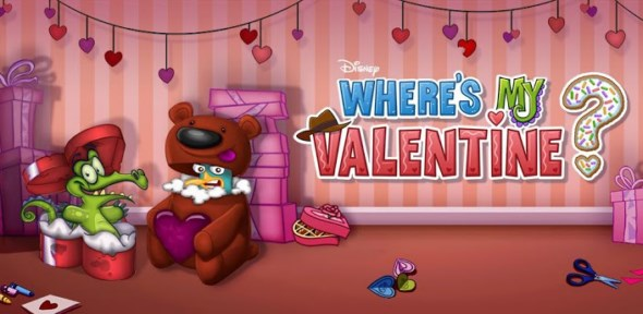 Wheres My Valentine