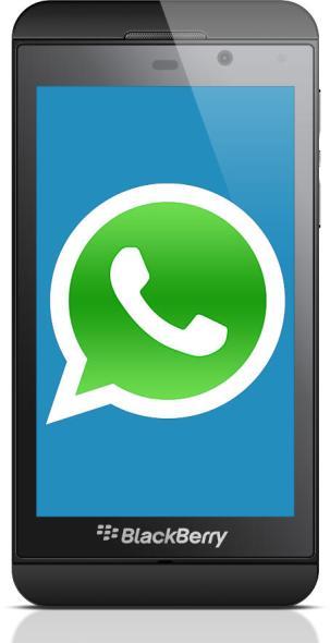 blackberry z10 whatsapp Kopie