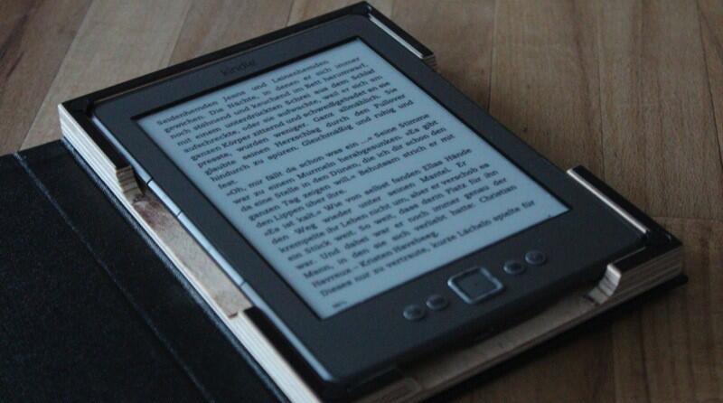 Kindle eReader für 39 Euro bei Saturn