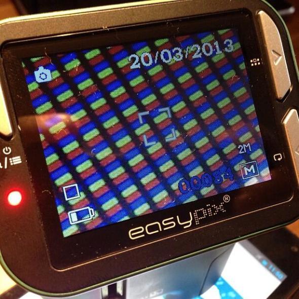 Huawei Ascend G615 Pixel
