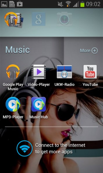 Everything.me Launcher  (2)