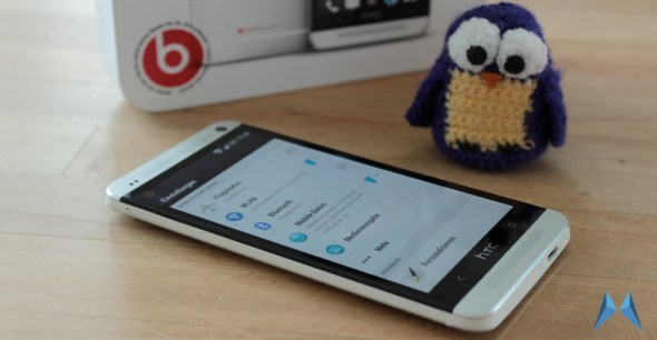 HTC ONE Header