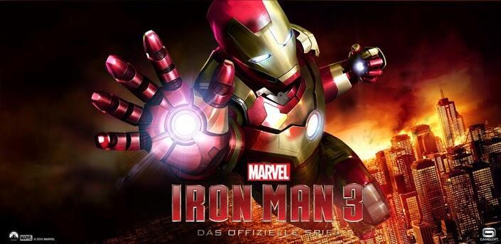 Iron Man Spiele