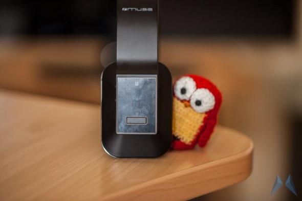 Muse M-280 BT Bluetooth-Headset Testbericht (5)