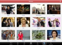 ON AIR 4.0 DE iPad - Genre Browser 4