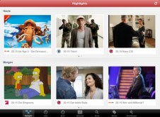 ON AIR 4.0 DE iPad - Startseite Highlights 6