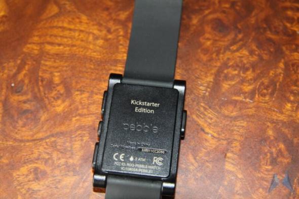 Pebble Smartwatch (1)
