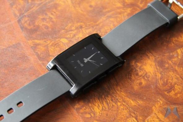 Pebble Smartwatch (5)