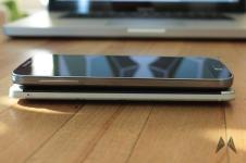 Samsung Galaxy S4 vs. HTC One IMG_2342