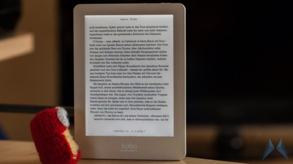 Kobo Glo eReader Testbericht (16)