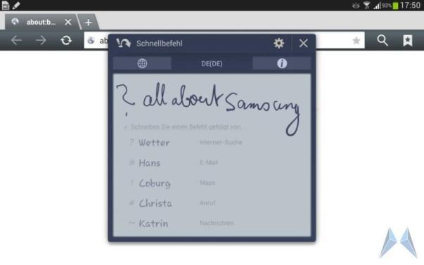 Samsung Galaxy Note 8.0 Screenshot (1)