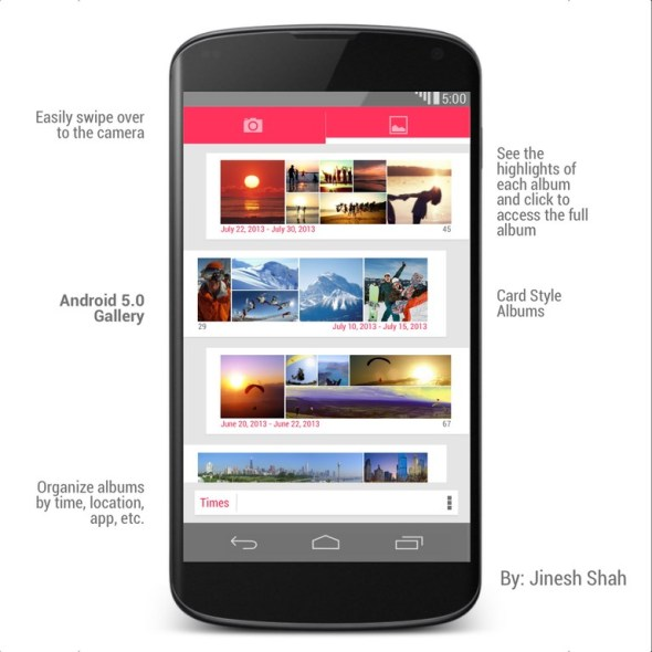 Android 5.0 Gallery (Kopie)