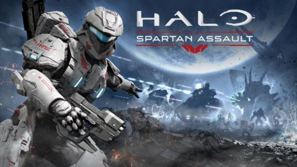 Halo Spartan Assault 1