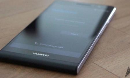 Huawei Ascend P6 Header