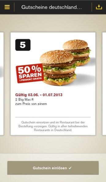 McDonald's Deutschland android 1