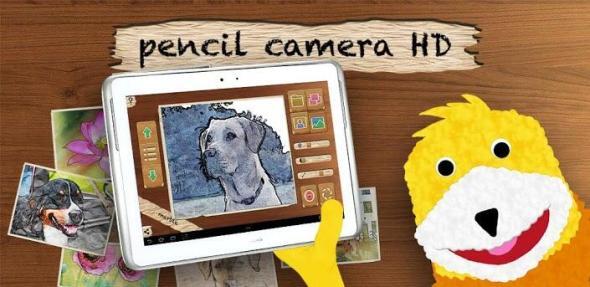 Pencil Camera HD Android