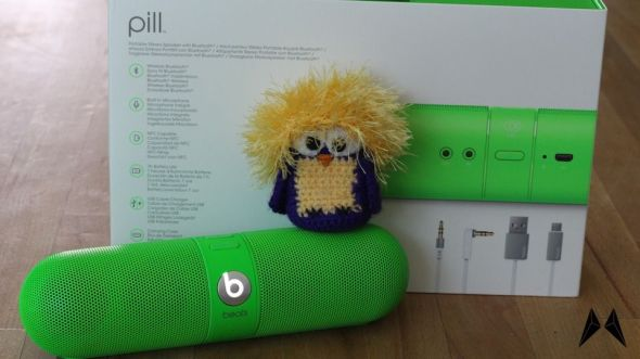 beats pill green limited edition IMG_4322