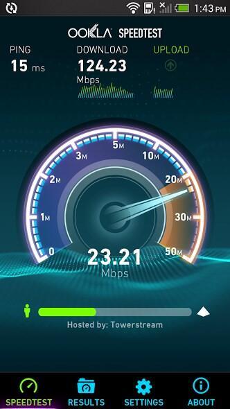 Speedtest.net 1