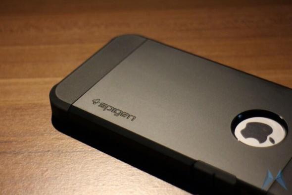 Spigen SGP iPhone 5 5s Tough Armor Case (2)