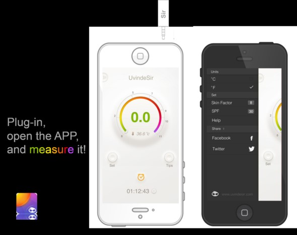UV-Messgerät fuer das Smartphone (1) 2
