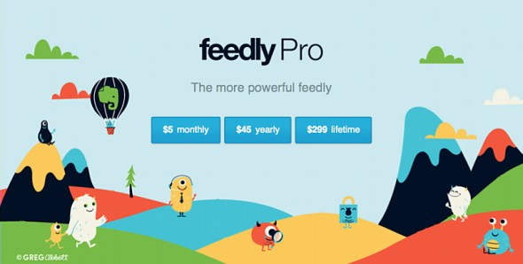 feedly pro lifetime