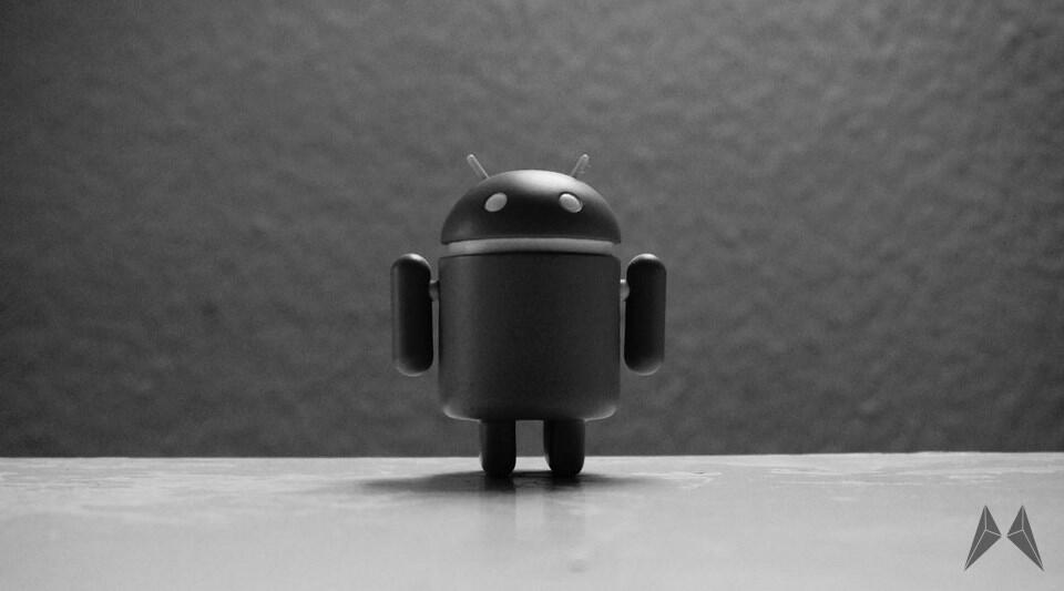 Android Logo Header