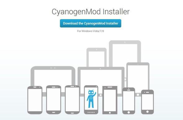 CyanogenMod Installer CYNGNMD