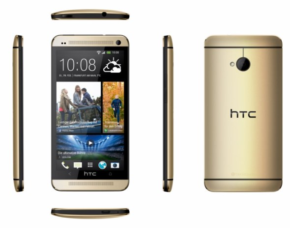 HTC One Golden 6V 1